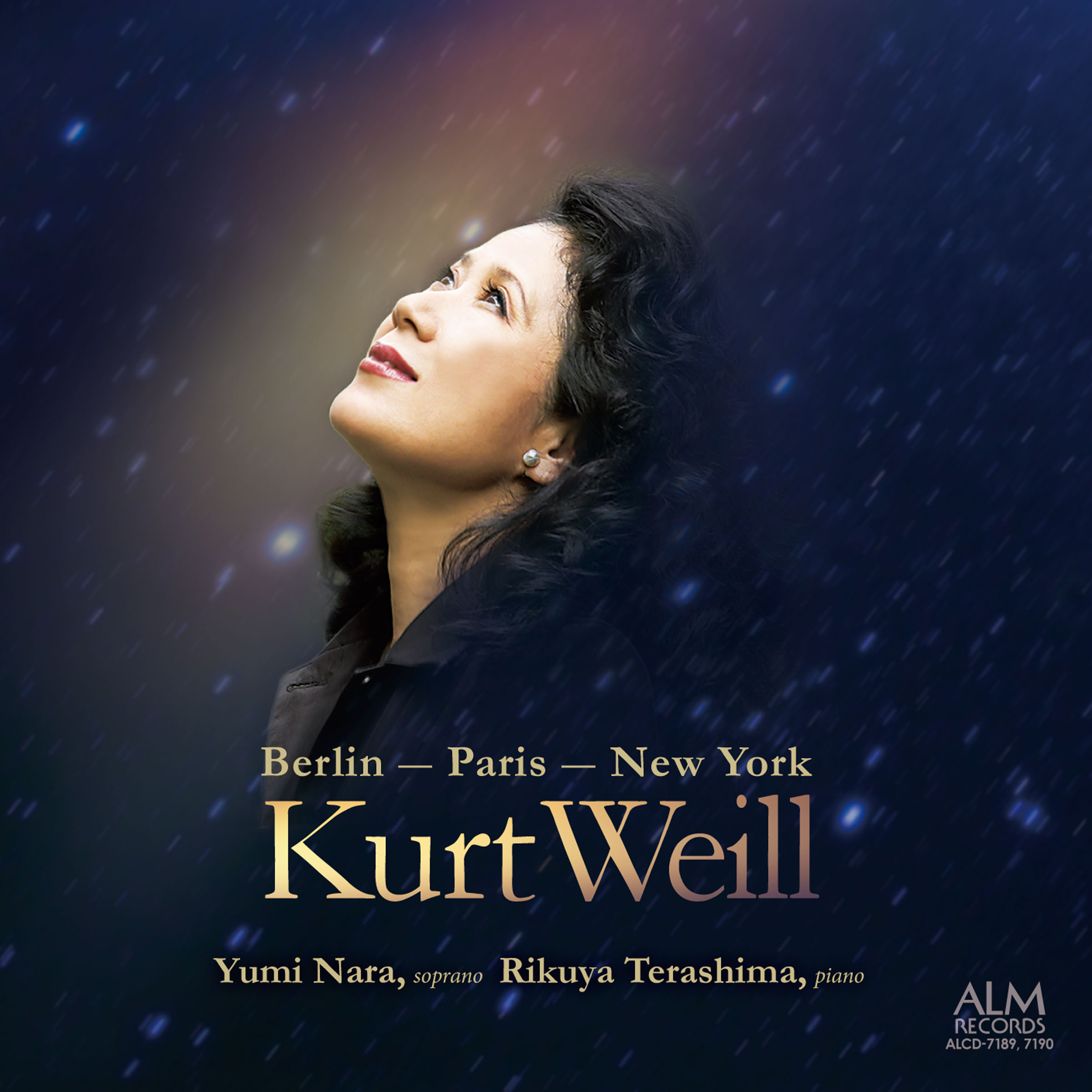 Weill CD cover